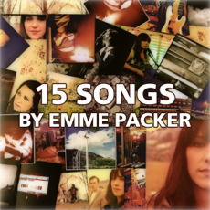 15 Songs by Emme Packer Back Cover
