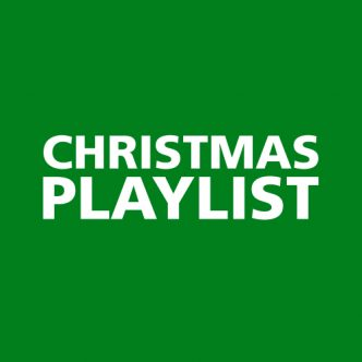 CHRISTMAS PLAYLIST Front Cover