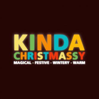 Kinda Christmassy Back Cover