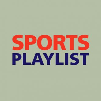 SPORTS PLAYLIST Front Cover