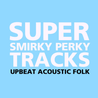 Super Smirky Perky Tracks Back Cover