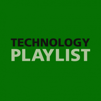 TECHNOLOGY PLAYLIST Front Cover