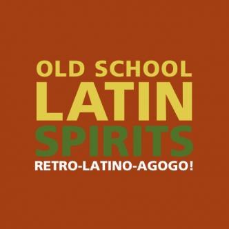 Old School Latin Spirits Back Cover