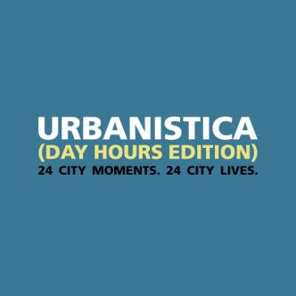 Urbanistica (Day Hours Edition) Back Cover