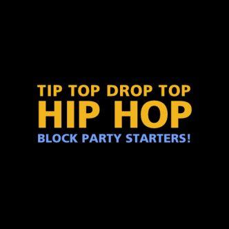 Tip Top Drop Top Hip Hop Back Cover