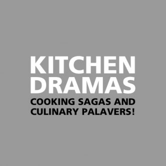 Kitchen Dramas Back Cover