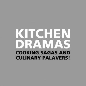 Kitchen Dramas Back Cover
