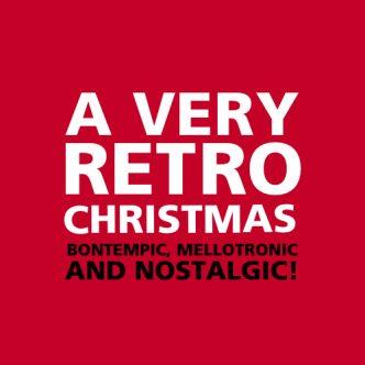 A Very Retro Christmas Back Cover