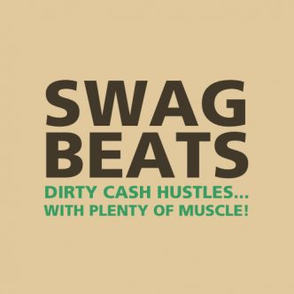 Swag Beats Back Cover
