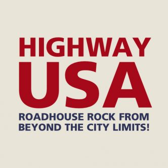 Highway USA Back Cover