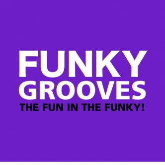 Funky Grooves Back Cover