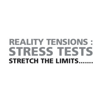 Reality Tensions : Stress Tests Back Cover