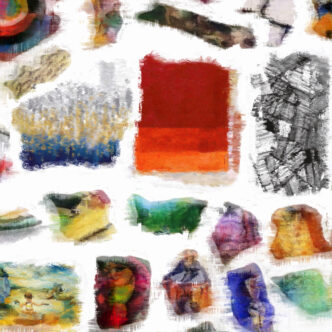 Abstract Works : Thematic Front Cover