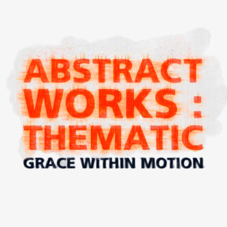 Abstract Works : Thematic Back Cover