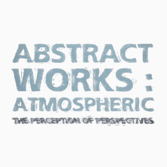 Abstract Works : Atmospheric Back Cover