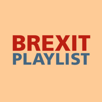 BREXIT PLAYLIST Back Cover