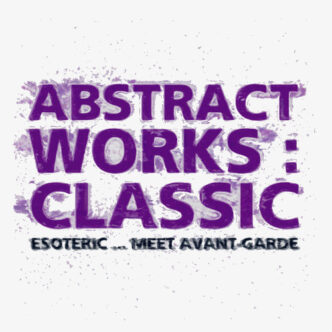 Abstract Works : Classic Back Cover