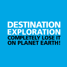 Destination Exploration Back Cover