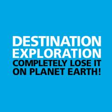 Destination Exploration Back Cover