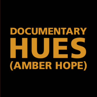 Documentary Hues (Amber Hope) Back Cover