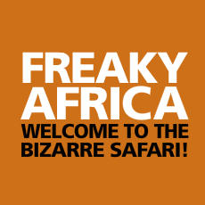 Freaky Africa Back Cover