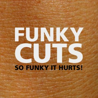 Funky Cuts Back Cover