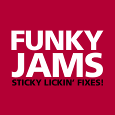 Funky Jams Back Cover