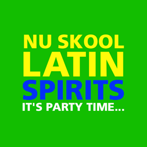 Nu Skool Latin Spirits Back Cover
