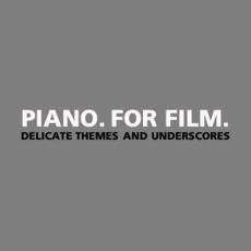 Piano. For Film. Back Cover