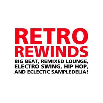 Retro Rewinds Back Cover