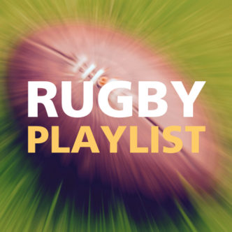 RUGBY PLAYLIST Back Cover